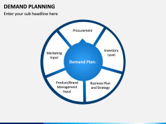 Demand Planning PPT slide 14