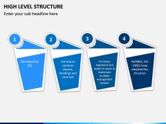 High Level Structure PPT Slide 1