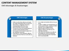 Content Management System (CMS) PPT Slide 13