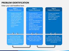 Problem Identification PPT Slide 8