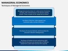 Managerial Economics PPT Slide 1