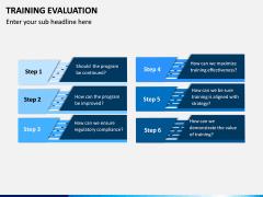 Training Evaluation PPT Slide 14