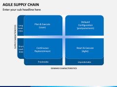 Agile Supply Chain PPT Slide 12