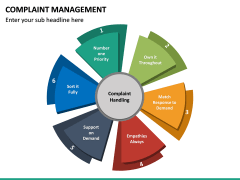 Complaint Management PPT slide 21