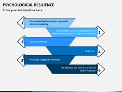 Psychological Resilience PPT Slide 12