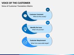 Voice of the Customer PPT Slide 10