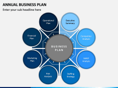 Annual Business Plan PPT Slide 4