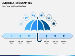 Umbrella Infographics PPT Slide 9