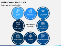 Operational Excellence PPT Slide 6