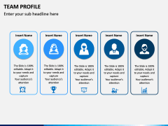 Team Profile PPT Slide 14