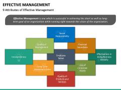 Effective Management PPT Slide 19