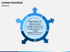 Change Readiness PPT Slide 1