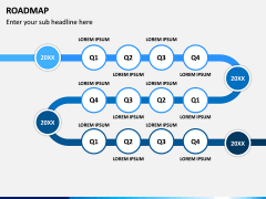 Roadmap PPT Slide 4