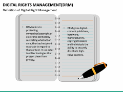 Digital Rights Management PPT Slide 15