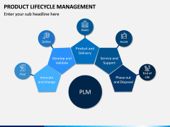 Product Life-cycle Management PPT Slide 4