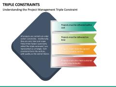 Triple Constraints PPT Slide 14