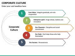 Corporate Culture PPT Slide 24