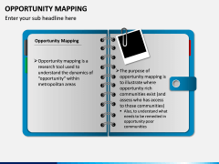 Opportunities Mapping PPT Slide 1