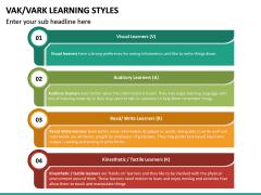 VAK Learning Styles PPT Slide 13