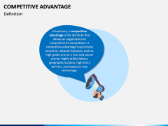 Competitive Advantage PPT Slide 1