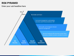 Risk Pyramid PPT Slide 9