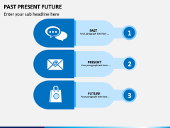 Past Present Future PPT Slide 5