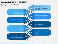 Communications Strategy PPT slide 9