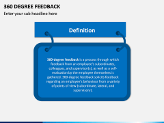 360 Degree Feedback PPT Slide 1