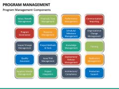 Program Management PPT Slide 28