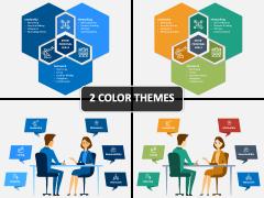 Interpersonal Skills Development PPT Cover Slide