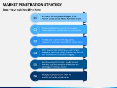 Market Penetration PPT Slide 6