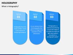 holography PPT Slide 2