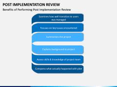 Post Implementation Review PPT Slide 6
