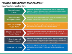 Project Integration Management PPT Slide 20