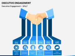 Executive Engagement PPT Slide 1