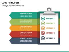 Core Principles PPT slide 19