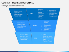 Content Marketing Funnel PPT Slide 2