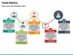 Team Profile PPT Slide 24