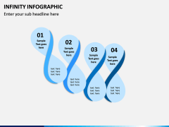 Infinity Infographics PPT Slide 11