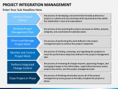 Project Integration Management PPT Slide 8