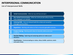 Interpersonal Communication PPT Slide 7