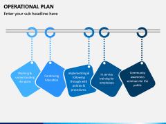 Operational Plan PPT Slide 9