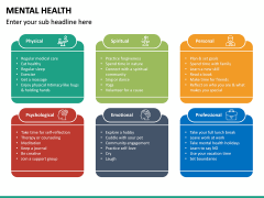 Mental Health PPT Slide 39