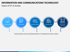 Information & Communications Technology (ICT) PPT Slide 13