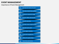 Event Management PPT Slide 13