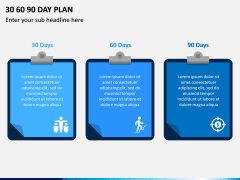 30 60 90 Day Plan PPT Slide 11