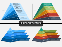 Planning Pyramid PPT Cover Slide