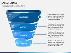 Sales Funnel PPT Slide 10