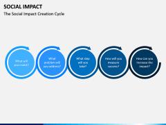 Social Impact PPT Slide 6
