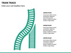 Train Track PPT Slide 26